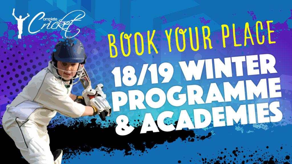 Academy programmes 2018-19