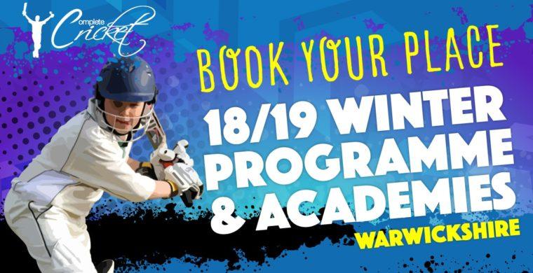 Winter Programme Warwickshire 2018