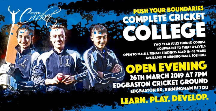 Complete Cricket College