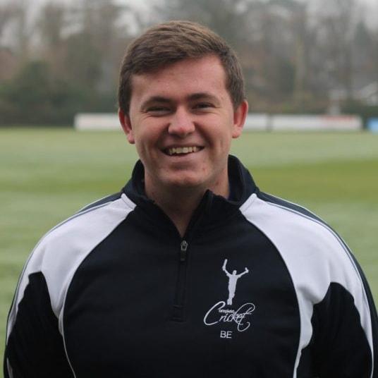 Ben Evans | Coach | Complete Cricket