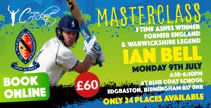 Ian Bell Masterclass