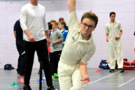 CCC Warwickshire Masterclass with Simon Jones, ex-England fast bowler