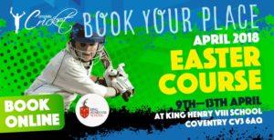 Easter Course | Complete Cricket