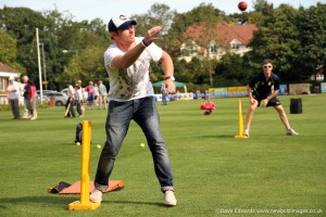 Complete Cricket Training Session with Ian Bell