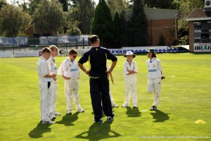 Complete Cricket Training Session with Jonathan Trott