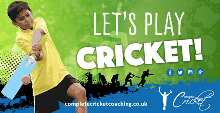 Complete Cricket May Half Term & Summer Camp Dates 2017