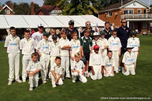Complete Cricket at Neal Abberley Memorial Match 2012