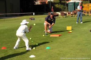 Complete Cricket Training Session with Neil Carter