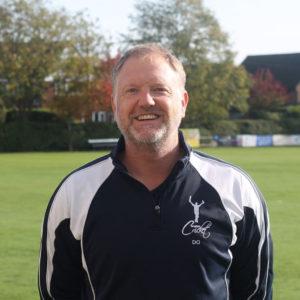 Dominic Ostler | Coach | Complete Cricket
