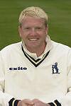 Dominic Ostler, ex-Warwickshire cricketer
