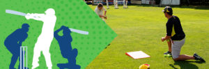 School Holiday Coaching | Page Header | Complete Cricket
