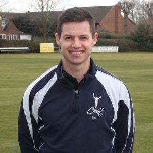 Tom Blackwell | Coach | Complete Cricket