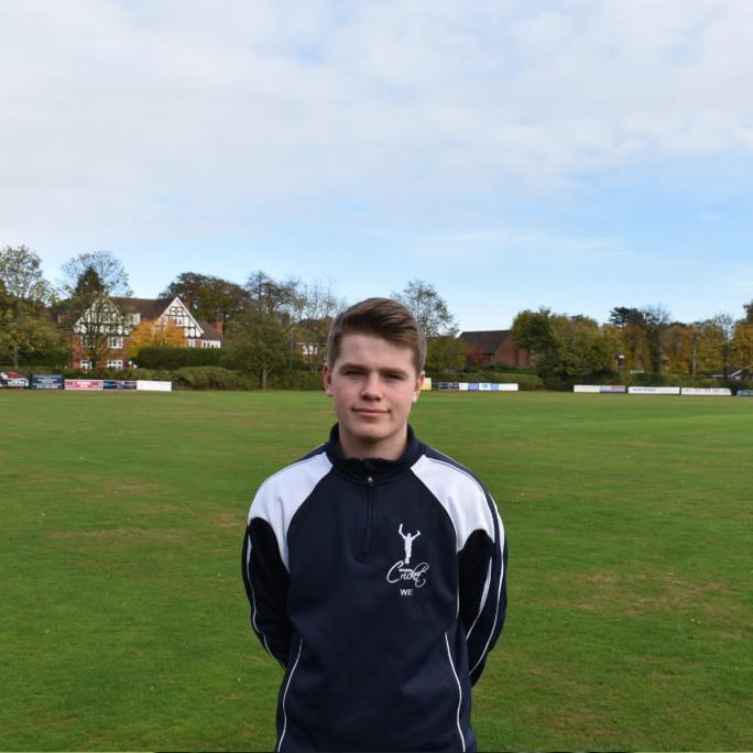 Will Elvidge | Coach | Complete Cricket