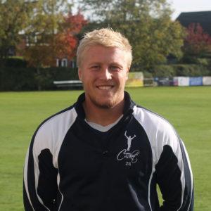 Zak Sinkinson | Coach | Complete Cricket