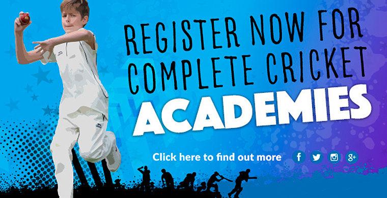 Complete Cricket Academies 2017/18