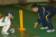 Complete Cricket Masterclass - Wicketkeeping with Richard Johnson