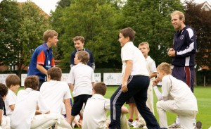 Complete Cricket Coaching: Pic 37