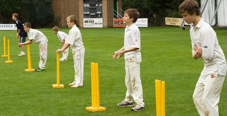 Cricket Club Coaching