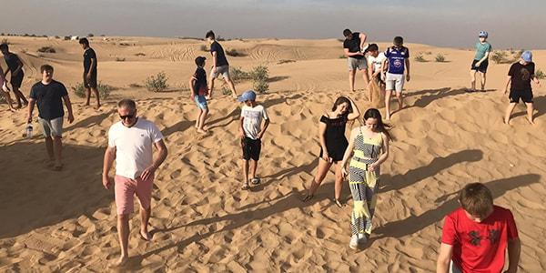 Dubai Tour 2018 | Photo Gallery | Complete Cricket