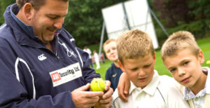 ECB Safe Hands | Complete Cricket Coaching